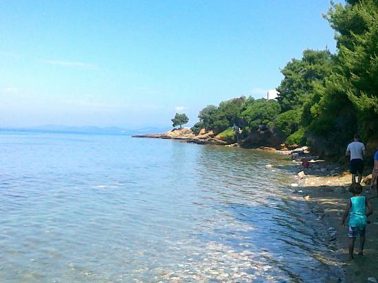 Acrotel Elea Village: beach