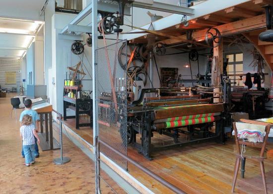 Technoseum Mannheim (ehemals Landesmuseum für Technik und Arbeit): ...