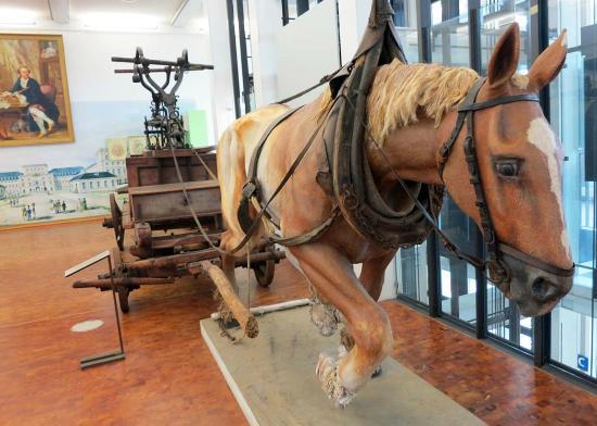 Technoseum Mannheim (ehemals Landesmuseum fuer Technik und Arbeit): ...