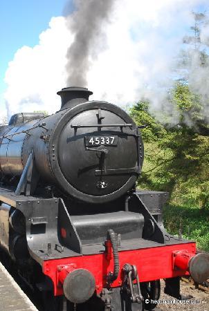 Heacham House: North Norfolk Railway