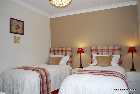 Heacham House: Tartan Room