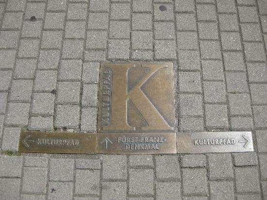City-Pension Dessau-Rosslau: Kulturpfad