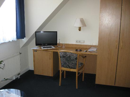 City-Pension Dessau-Rosslau: Room