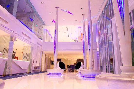 Glacier Hotel : Lobby Area