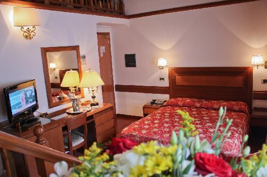 Hotel San Carlo: Room