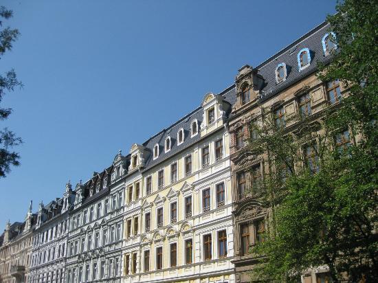 Picobello Pension: Beautiful architecture