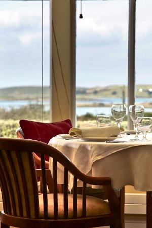 Ardmore Country House Hotel: Restaurant