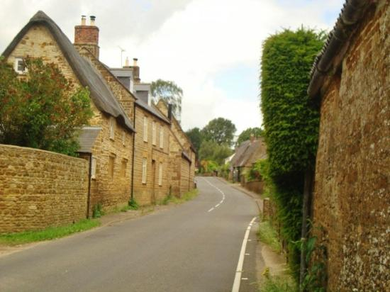 Lampet Arms: The street