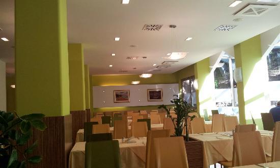 Remisens Hotel Lucija: hotel's restaurant