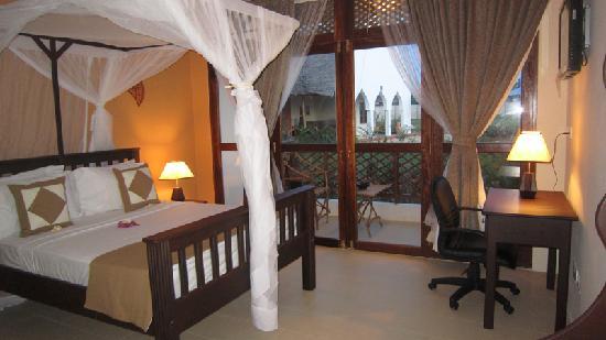 Zanzibar Star Resort: a point of relaxation