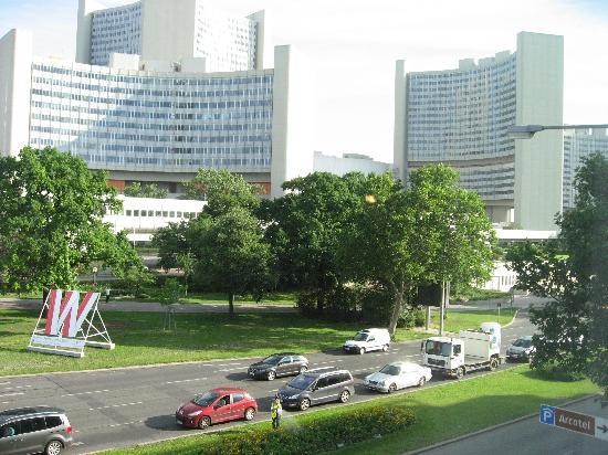 Arcotel Kaiserwasser: front of hotel