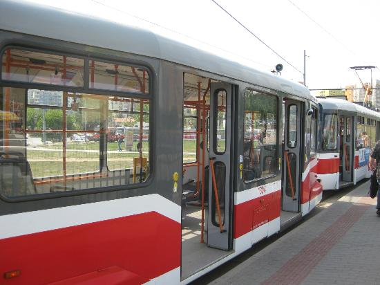 Hotel Albellus: If you like long tram rides Brno is the place to be