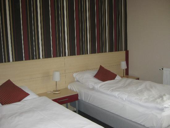 Hotel Albellus : Room