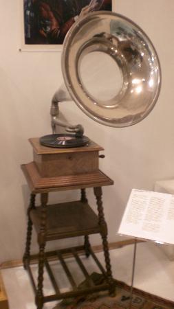 Deutsches Technikmuseum Berlin: Trichter Grammophon