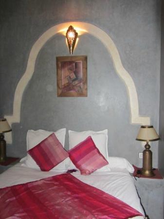 Riad la Croix Berbere: Afra Room