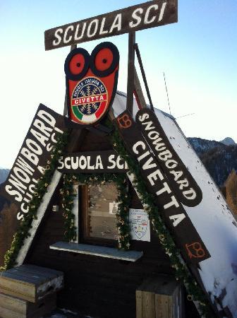 Ski School Civetta