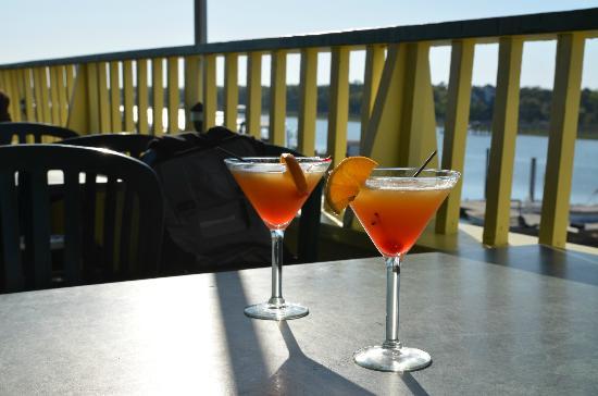 "Morgan Creek Grill: ""Sunset Creek"""