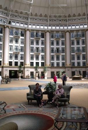 West Baden Springs, อินเดียน่า: West Baden Resort