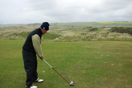 Kilmarnock Arms Hotel: Cruden Bay Golf Club-an absolute gem