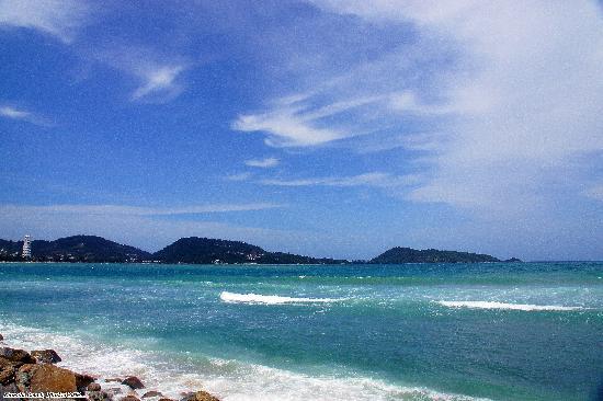 Kamala Beach: kamala