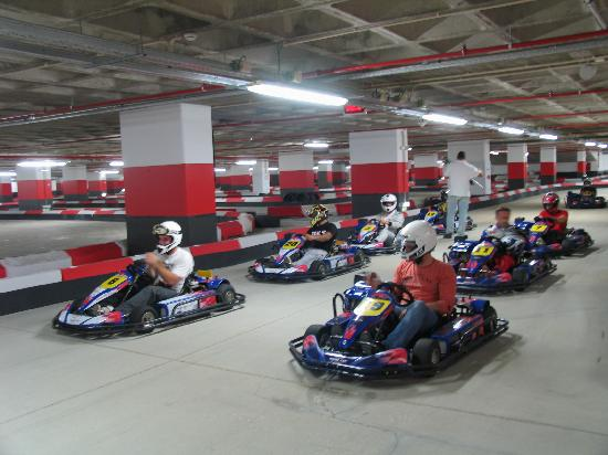 ‪Algarve Indoor Kart Center‬