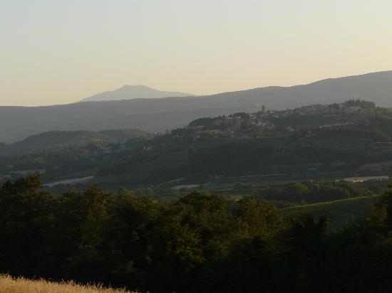 Casa Garuda: Panorama