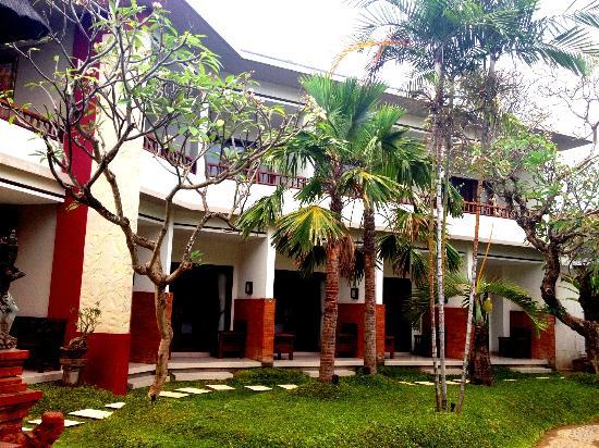 Billy Pendawa Homestay: hotel's aula