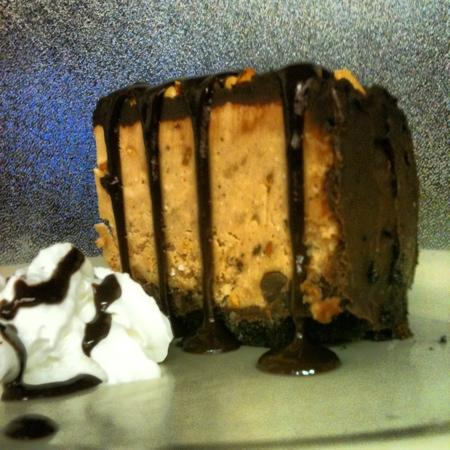 Sunset Grille: peanut butter pie