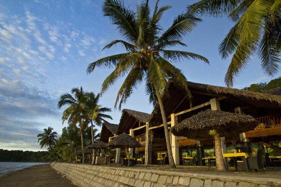 Anjiamarango Beach Resort: Anjiamarango Lodge