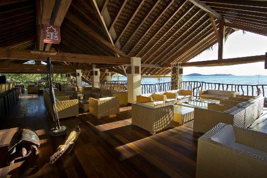 Anjiamarango Beach Resort: Anjiamarango Lodge Bar