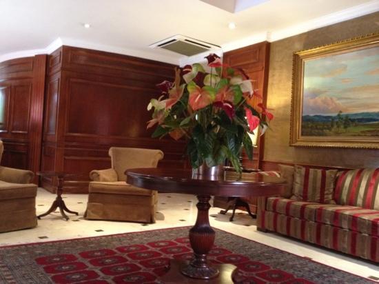 Park 10 Hotel : lobby