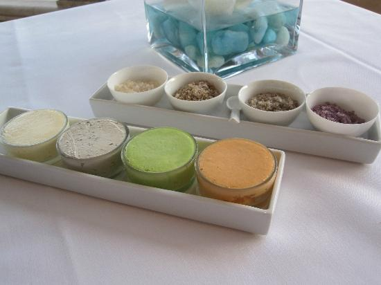 Es Fum: Flavored butters and salts
