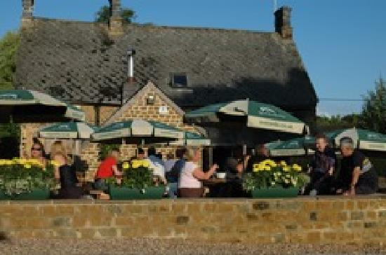 The George and Dragon: The Garden