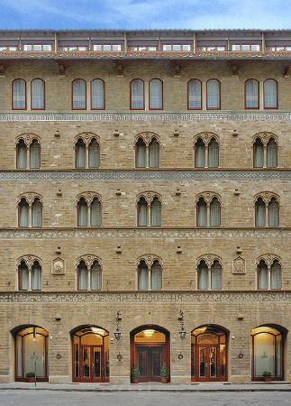 Pierre Hotel Florence: Exterior view