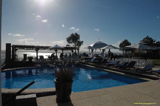 Hotel Art & Spa Las Cumbres: Piscina Deck