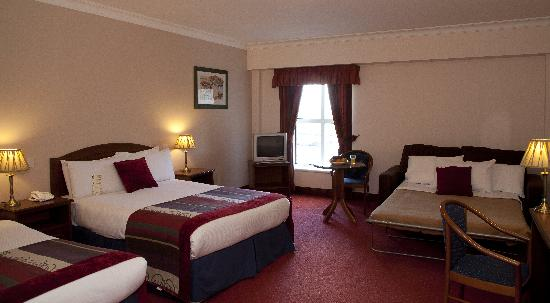 Oranmore, Irland: Family rooms