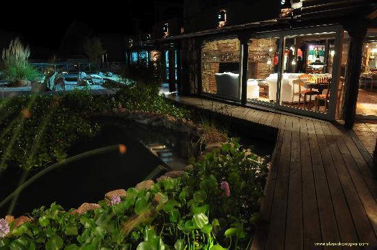 Hotel Art & Spa Las Cumbres: Entrada paraíso
