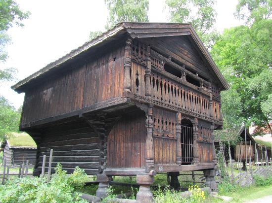Bygdoy Peninsula: Musée du folklore Norvégien
