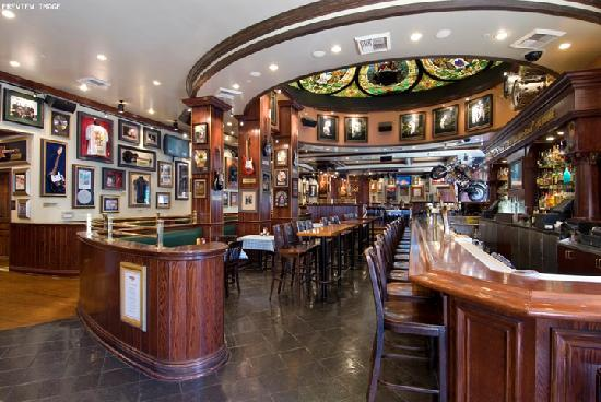 Hard Rock Cafe Menu San Diego Ca