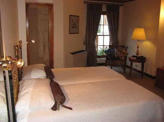 Oude Werf Hotel: 部屋の雰囲気は良いです