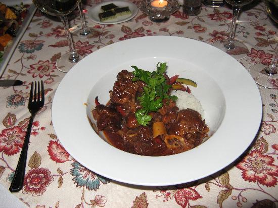 Oude Werf Hotel: 料理も美味しい