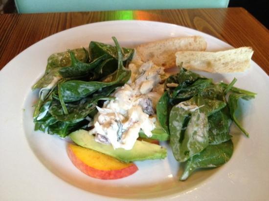 Lafitte Crab Salad
