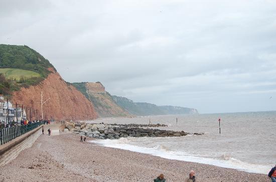 Jurassic Coast: La costa a Sidmouth