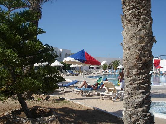 Hotel Djerba Les Dunes: Das erste französische Spiel bei der Euro