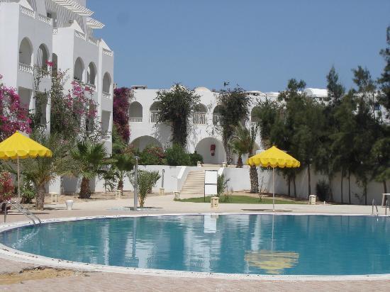 Hotel Djerba Les Dunes: zweiter Pool