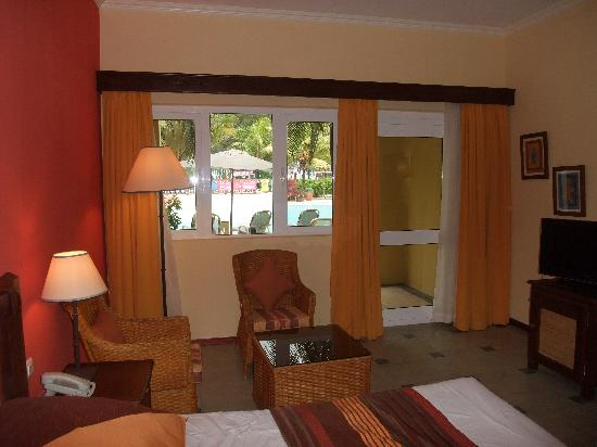 Tarisa Resort & Spa: chambre