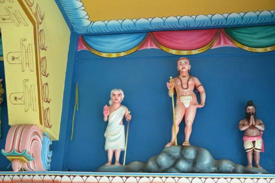 Tamil Surya Oudaya Sangam Temple : temple