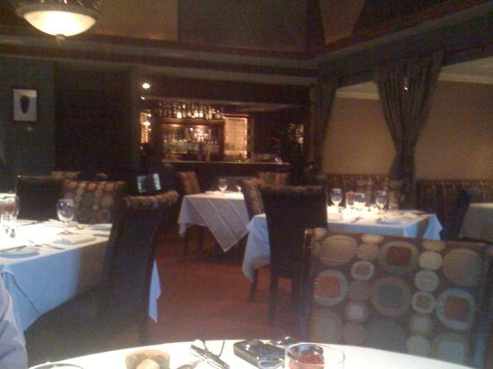 The Coach House: comfortable atmosphere