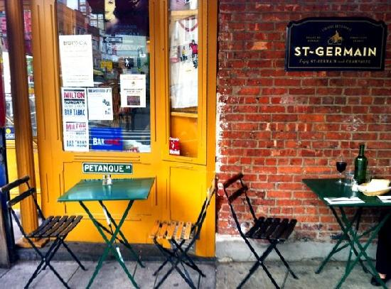 Photo of French Restaurant Bar Tabac at 128 Smith St, Brooklyn, NY 11201, United States