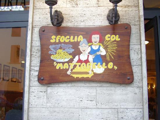 Porretta Terme, Italia: L'ingresso invoglia